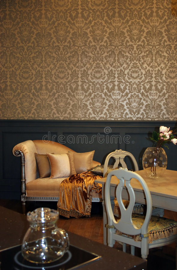 Download Beautiful home stock image. Image of cushions, decorate - 522745