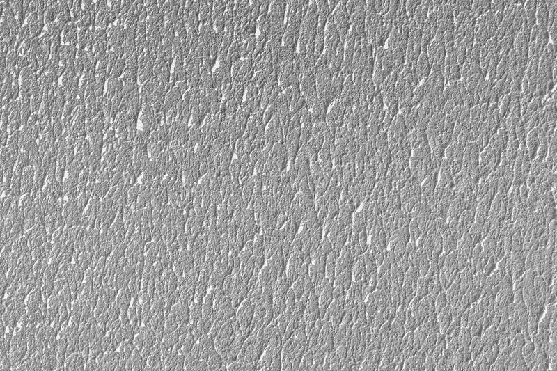 Beautiful horizontal texture of part of old concrete wall painted in gray and white color and with holes on the photo. Beautiful horizontal texture of part of stock photo