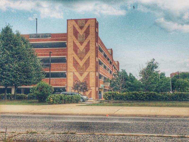 Beautiful hospital stock photo