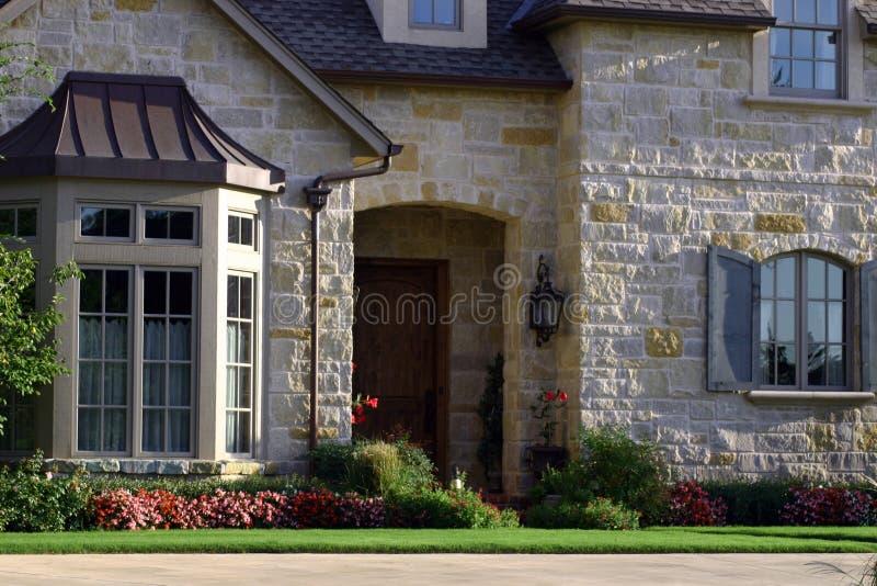 Beautiful House stock photos