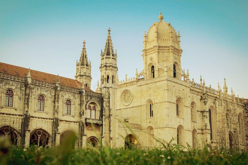 Download Beautiful Image Of The Hieronymites Monastery Jeronimos, Lisbon Stock Image - Image: 83723687