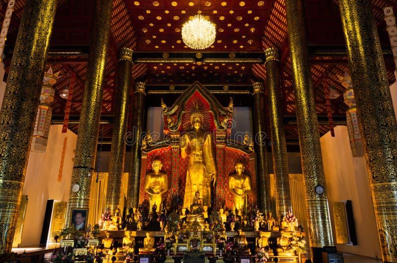 Download Beautiful Image Of Three Standing Buddha Stock Image - Image: 26810881