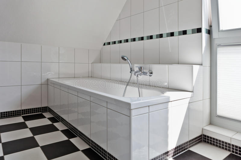 Download Beautiful Interior Of A Modern Bathroom Stock Photo - Image: 18511990