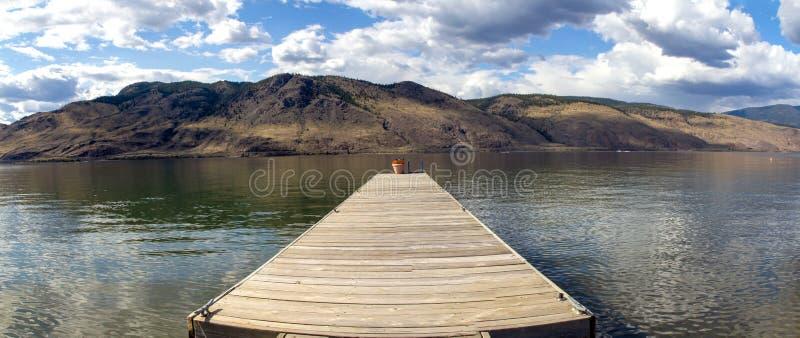 Kamloops Lake in Savona, British Columbia, Canada. Beautiful Kamloops Lake in Savona, British Columbia, Canada stock photos