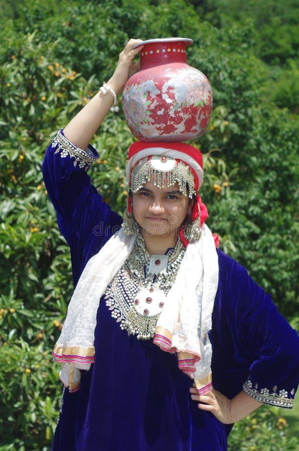 Free Beautiful Kashmiri Girl-2 Stock Photo - 95841100