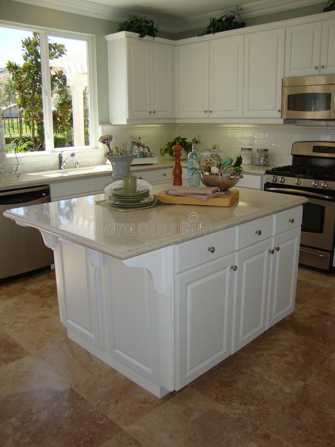 Download Beautiful Kitchen stock photo. Image of tile, kitchen - 14043828