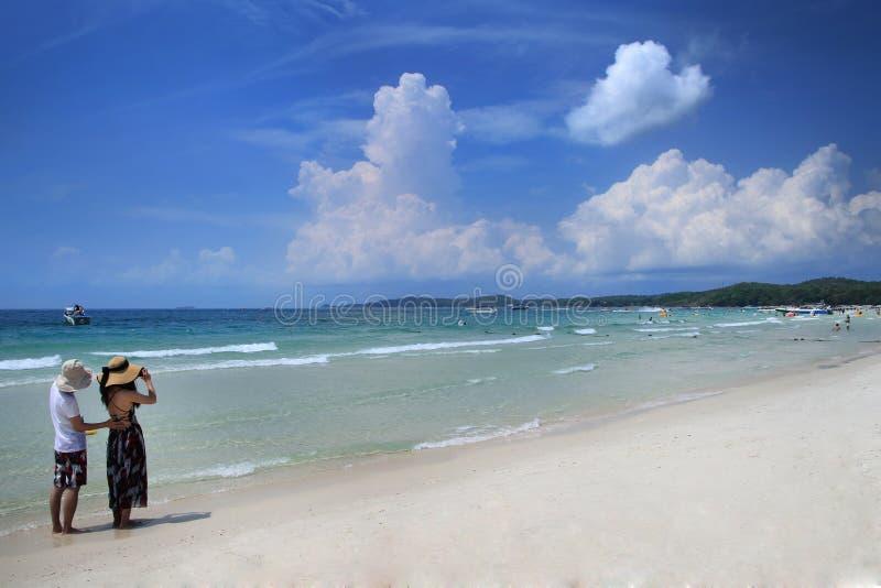 Beautiful Koh Samet island Rayong province Thailand stock photography
