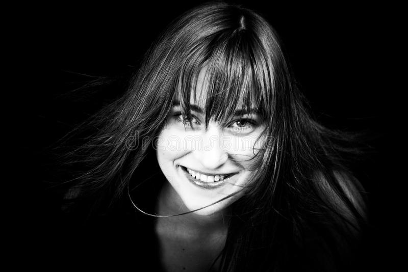 Download Beautiful lady. stock photo. Image of shot, female, studio - 10497310