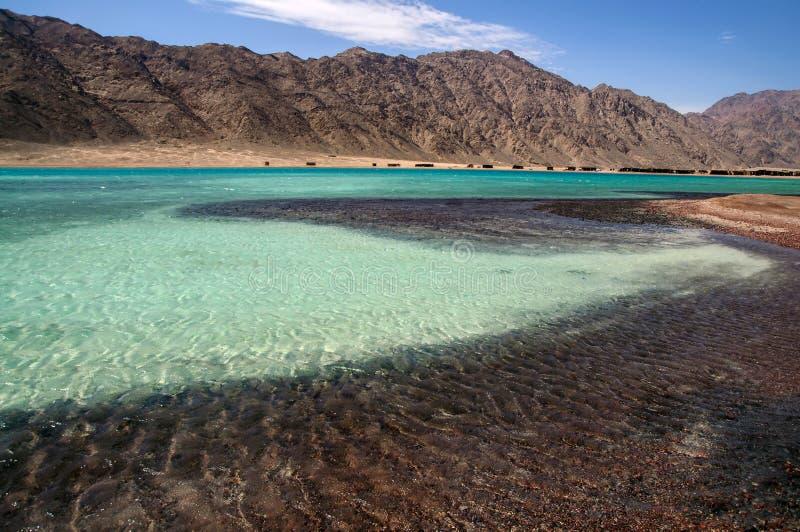 Beautiful Lagoon Stock Photo