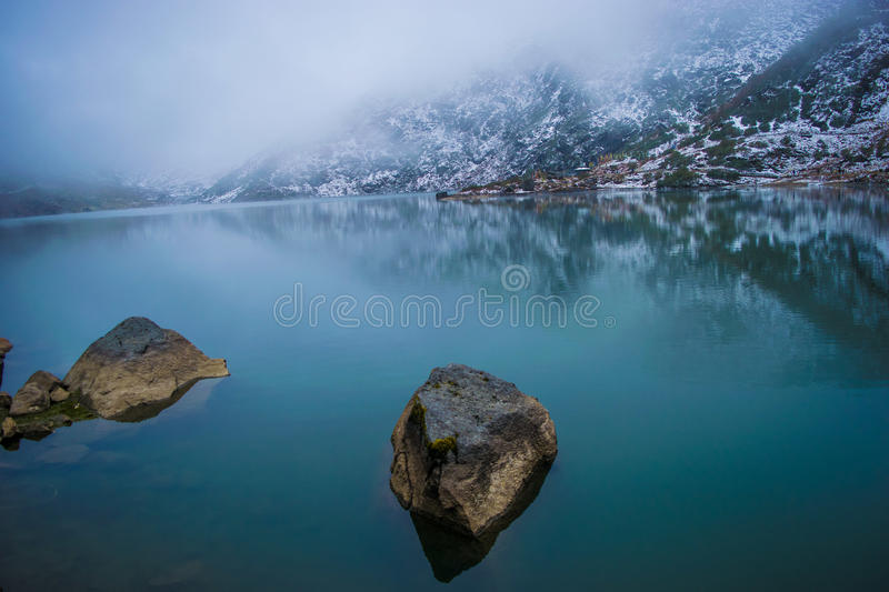 Beautiful Lake stock photos