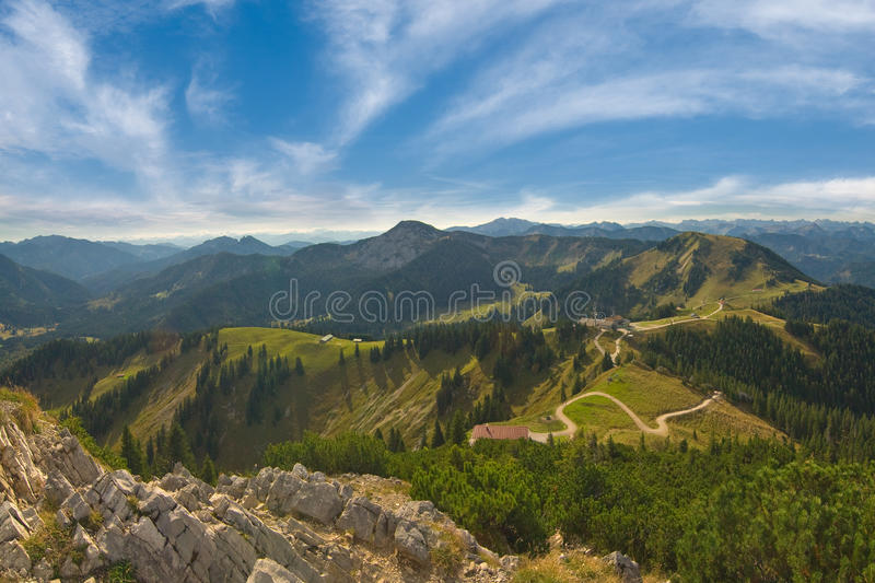 Download Beautiful Landscape Alps Mountains Stock Photo - Image of grass, dramatic: 24775566