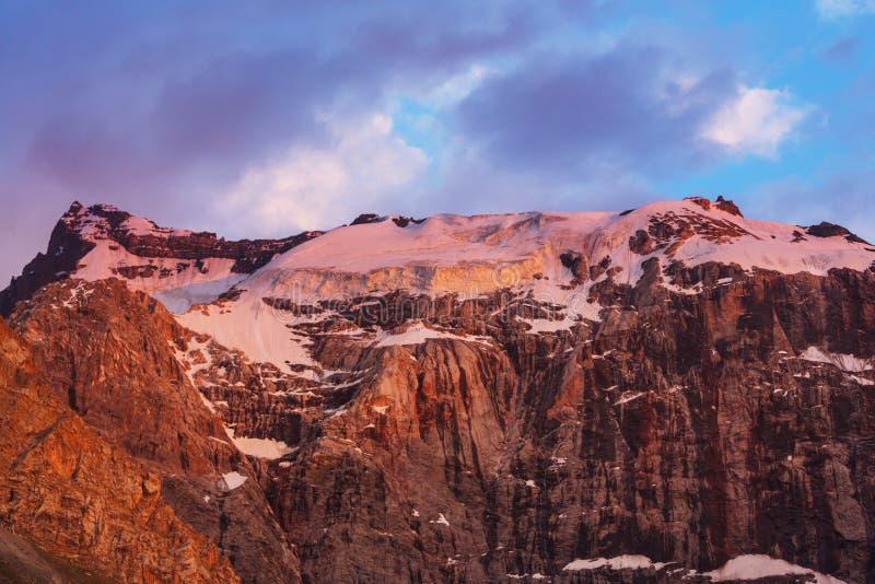 Fann mountains stock image