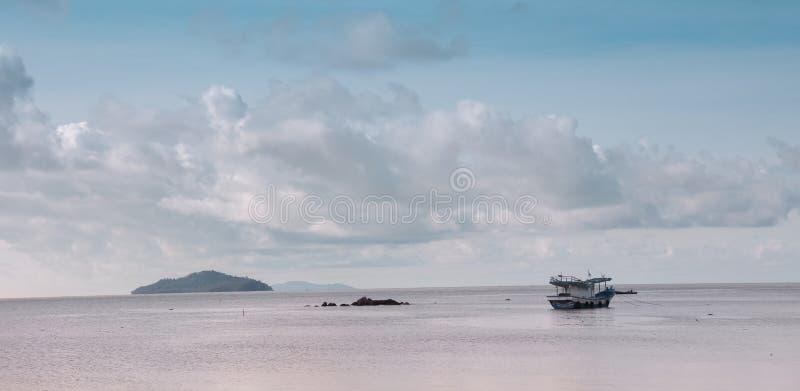 Landscape in lemukutan island. Beautiful landscape in lemukutan island royalty free stock image