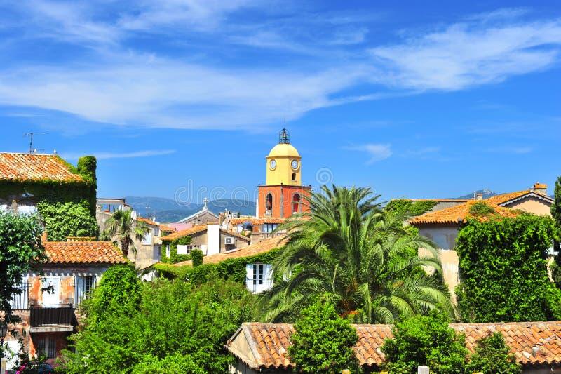 Download Beautiful Landscape Of Saint Tropez Stock Photo - Image: 25060962