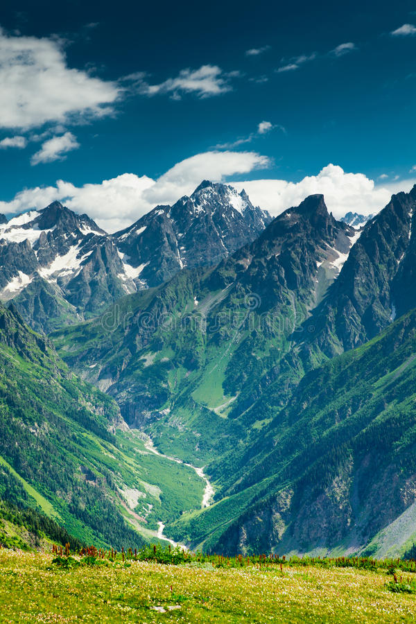 Beautiful landscapes royalty free stock image