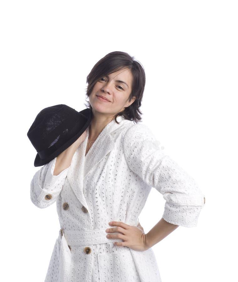 Download Beautiful Latina Model stock image. Image of white, style - 5875407