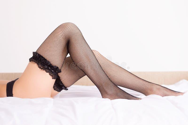 Download Beautiful legs stock image. Image of female, back, sensuality - 34055865