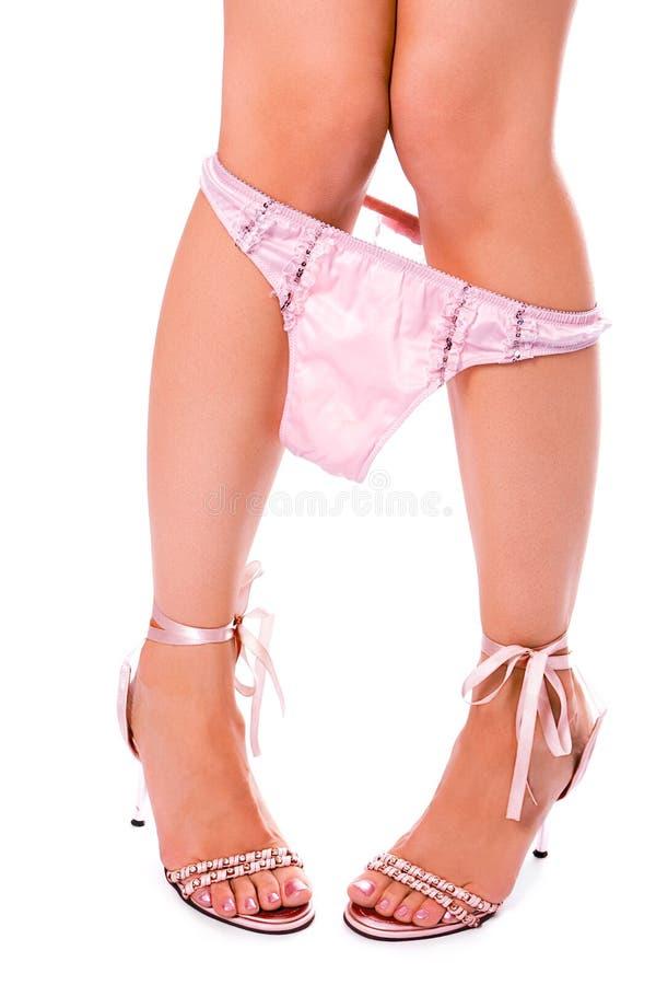 Download Beautiful Legs With Panties Stock Image - Image: 1720511
