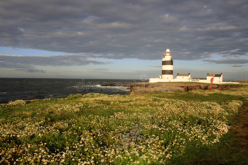 Beautiful Lighthouse royalty free stock images