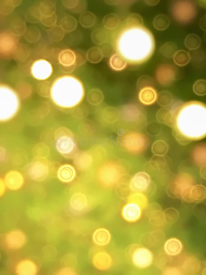 Beautiful lighting Bokeh from outdoor New Year holiday. Beautiful lighting Bokeh from outdoor New Year holiday party blur background stock photo