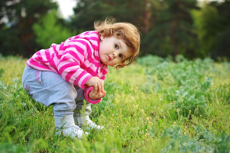 Download Beautiful Little Girl Royalty Free Stock Photo - Image: 22483465