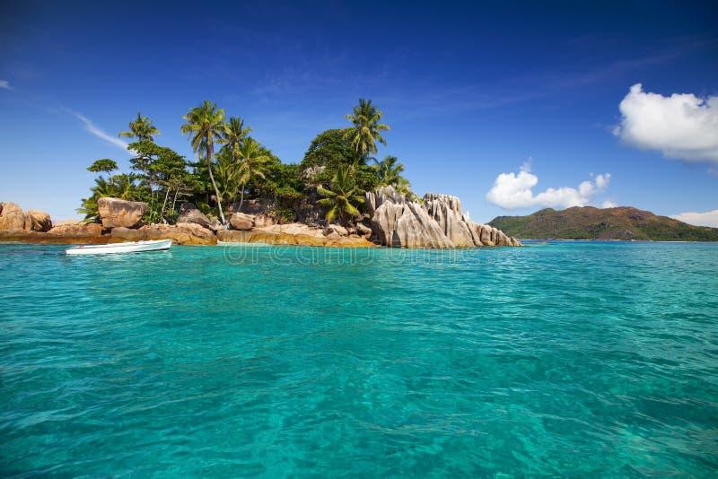 Download Beautiful little Island stock photo. Image of idyllic - 39503530