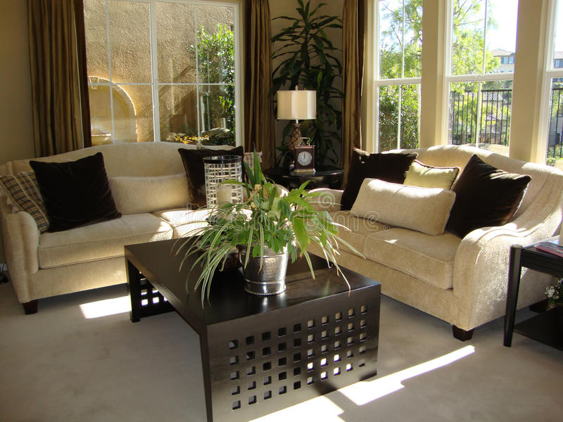 Download Beautiful Living Room Royalty Free Stock Photos - Image: 14442918