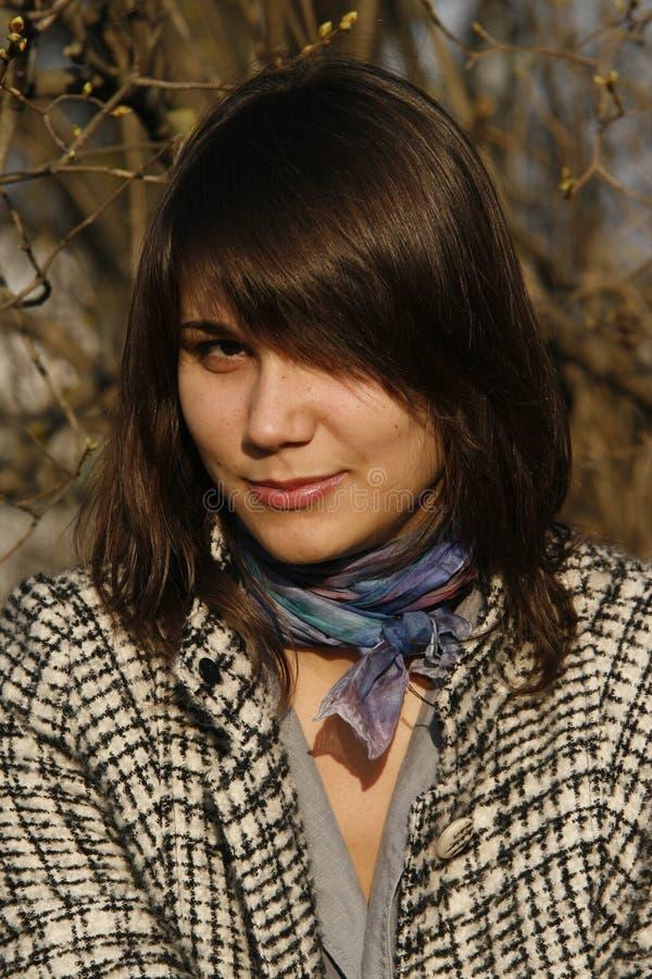 beautiful lovely sm woman стоковое фото