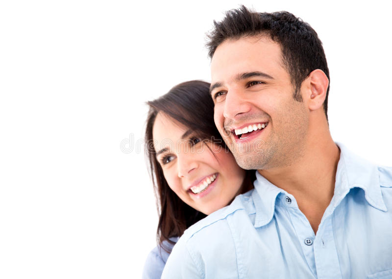 Download Beautiful loving couple stock image. Image of woman, isolated - 29328685