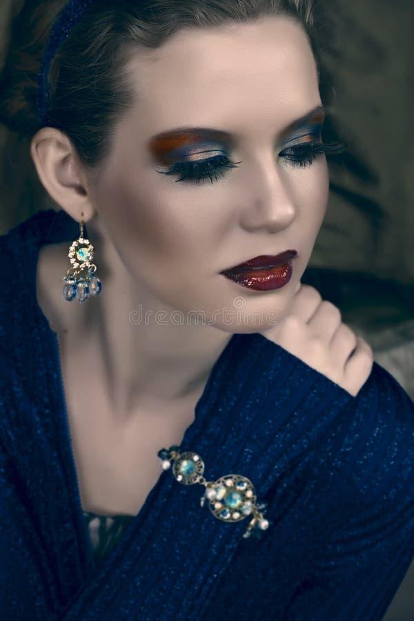 Free Beautiful Luxury Woman Stock Photography - 12363292