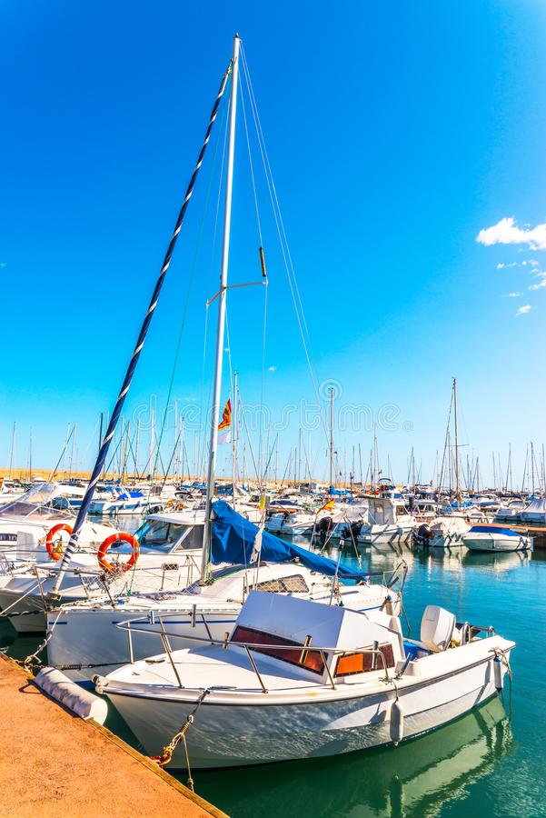 Anchored At Potato Harbor: Beautiful Luxury Yachts And Motor Boats Anchored In The
