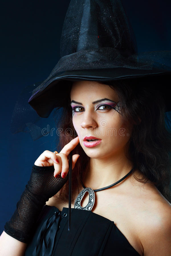 Download Beautiful Misteriouse Woman Cosplay Stock Photo - Image: 27788468