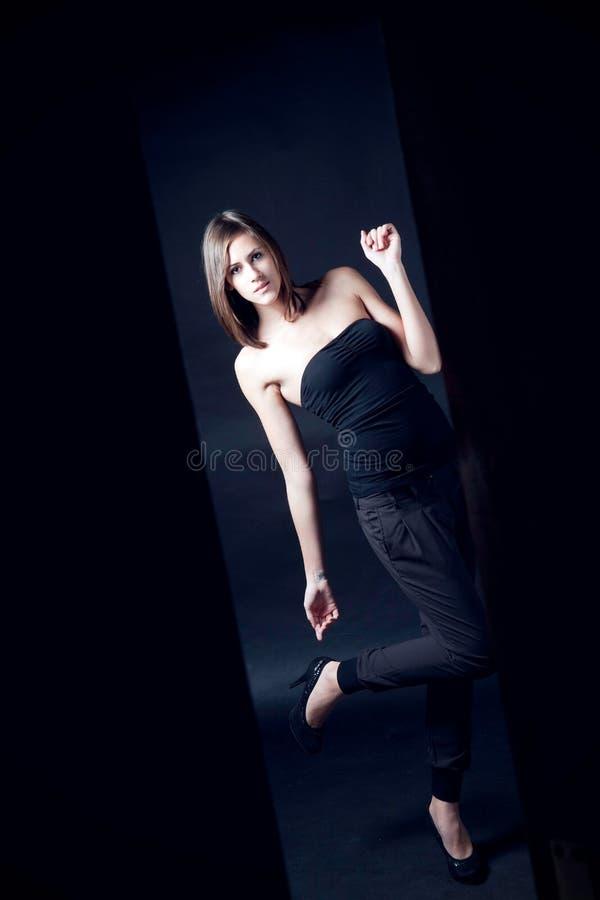 Beautiful Model Stock Photo