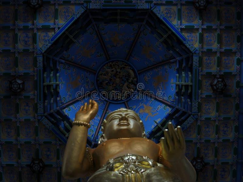 Beautiful monastery near Dali, Yunnan royalty free stock images