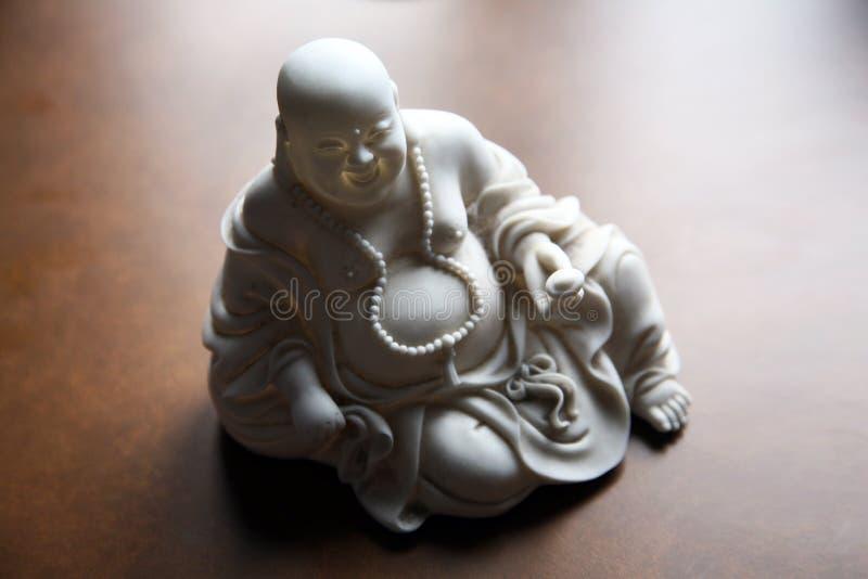 Beautiful monk statue