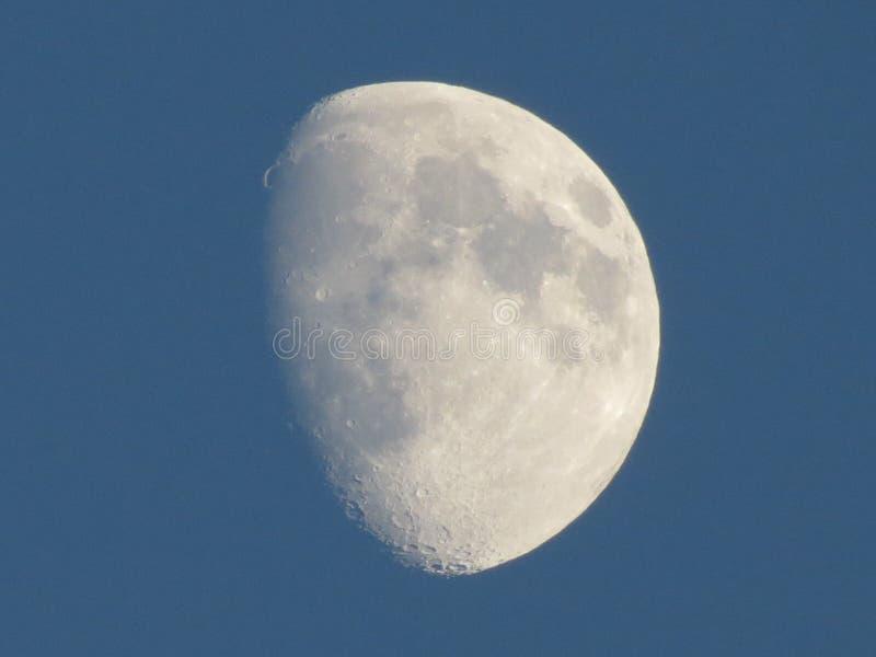 Beautiful moon royalty free stock photos