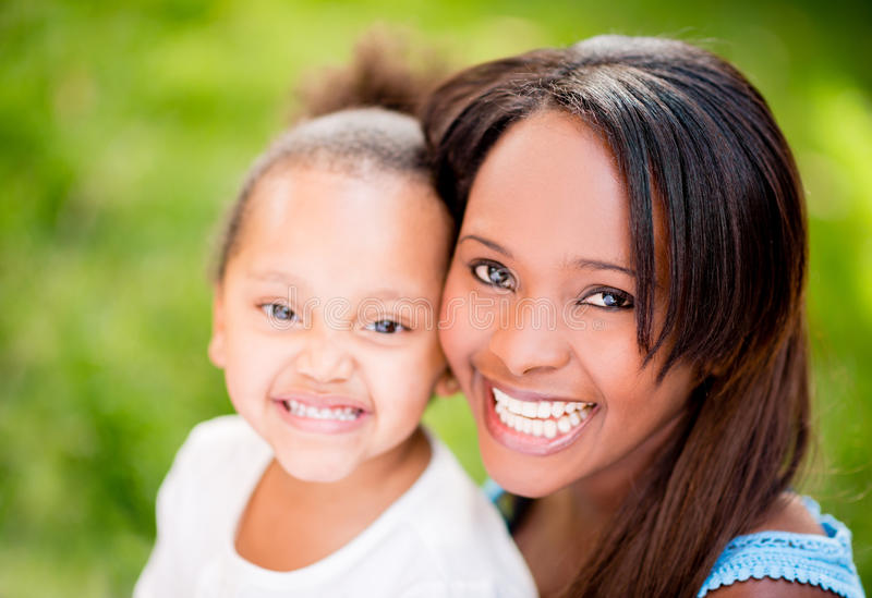 Download Beautiful Mother And Daughter Stock Photo - Image: 32348968