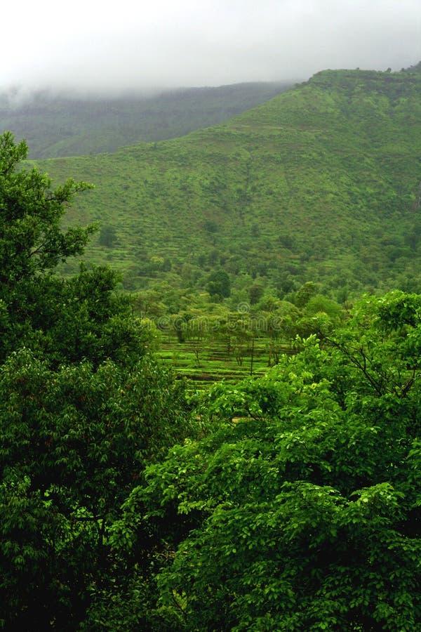 beautiful mountain scenery στοκ εικόνα με δικαίωμα ελεύθερης χρήσης