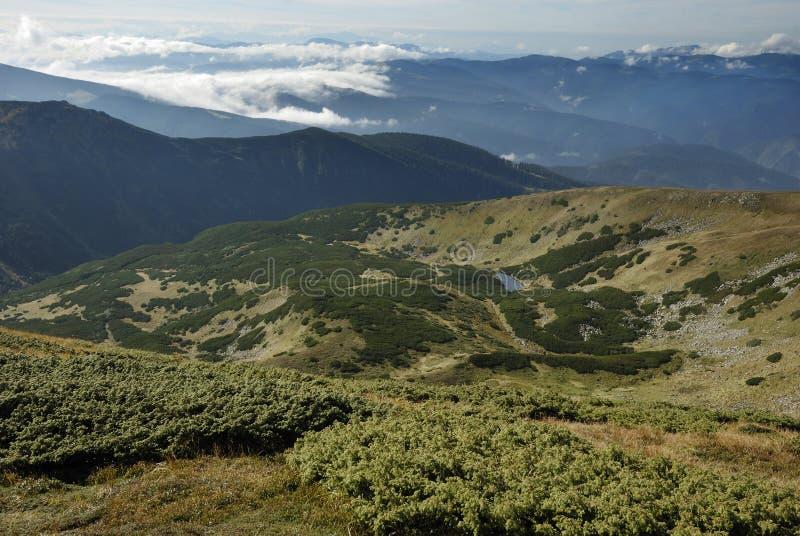 Download Beautiful Mountain Scenery In Carpathians Stock Photo - Image: 23533558