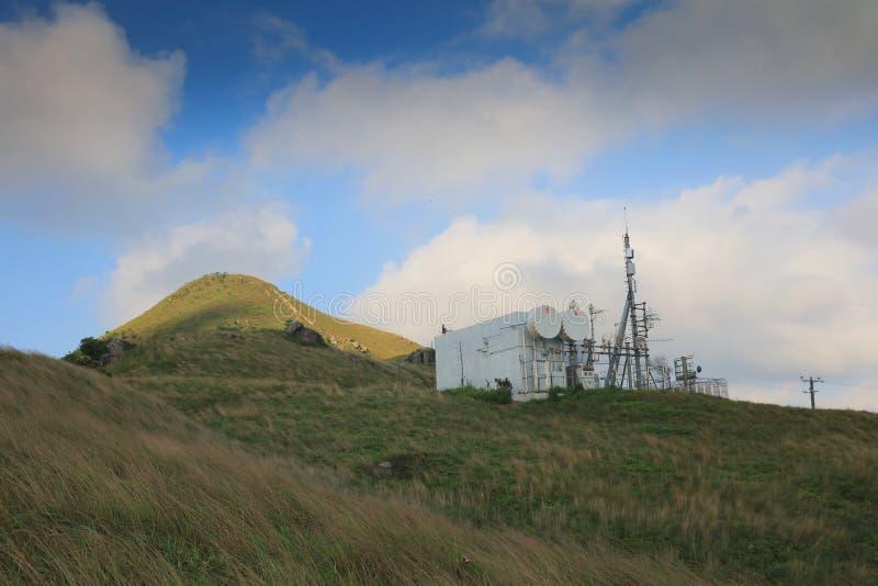beautiful mountains in kai kung leng stock photos