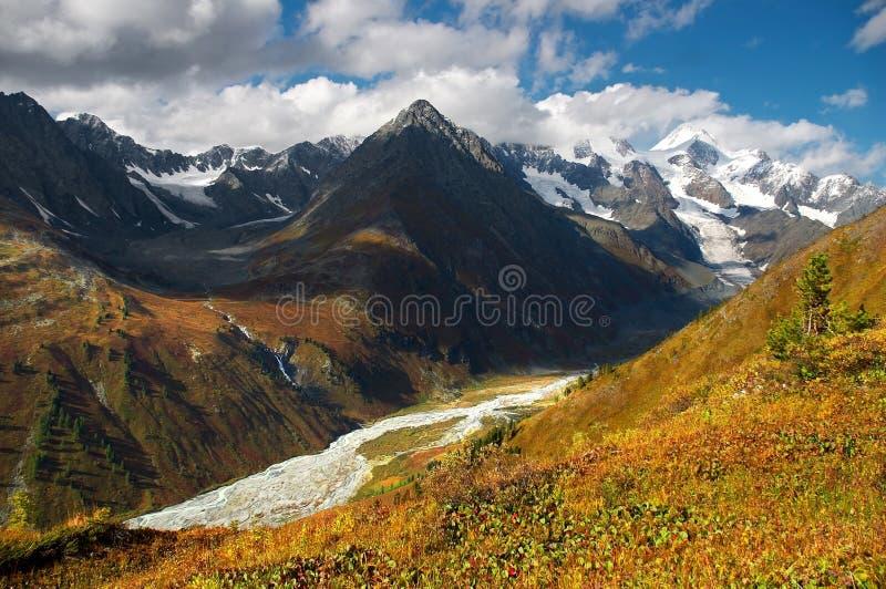 Beautiful mountains landscape. royalty free stock image