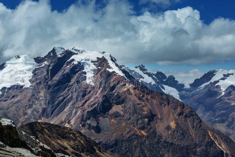 Download Cordillera stock image. Image of scenic, andes, huaraz - 109450329