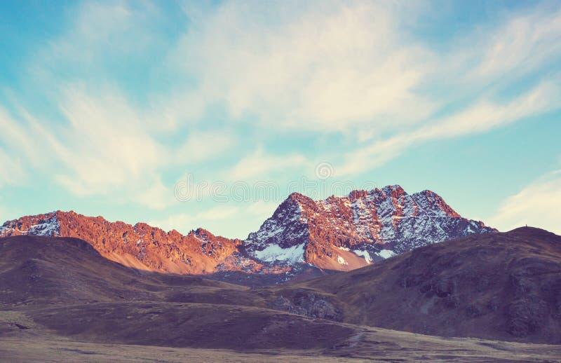 Download Cordillera stock image. Image of landscape, peru, outdoor - 109450331