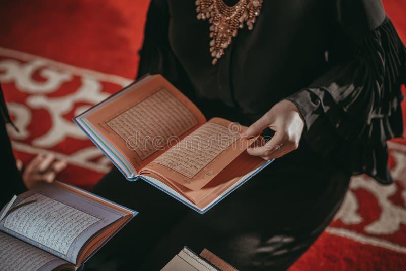 Muslim Girl Reading Quran Stock Images - Download 690