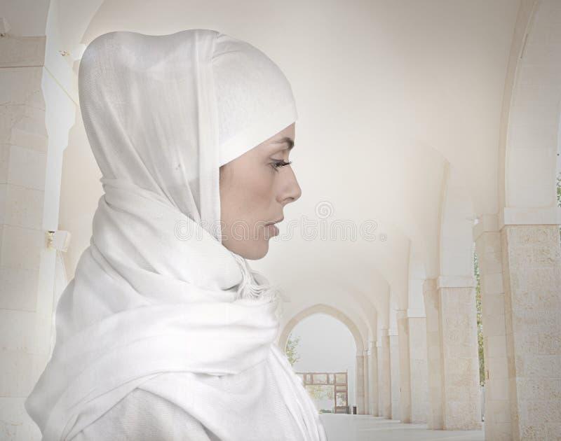 Download Beautiful Muslim Woman Isolated Stock Photo - Image: 20606830