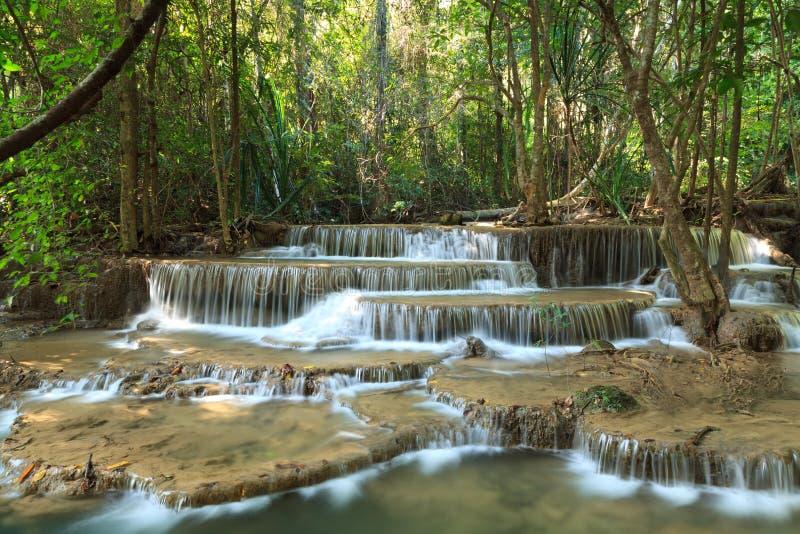 Beautiful Muti Layer Waterfall
