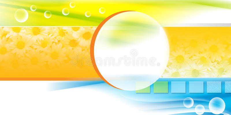 Beautiful nacarat background stock photography