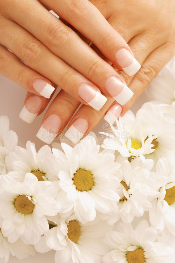 Download Beautiful nails stock photo. Image of nails, manicure - 10353048
