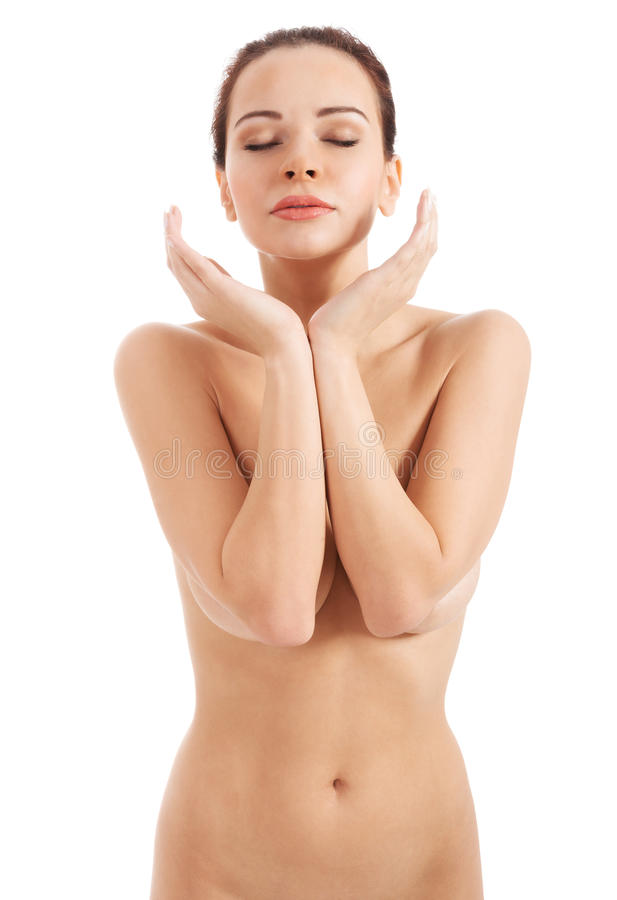 Vegas girl shows nude-9040