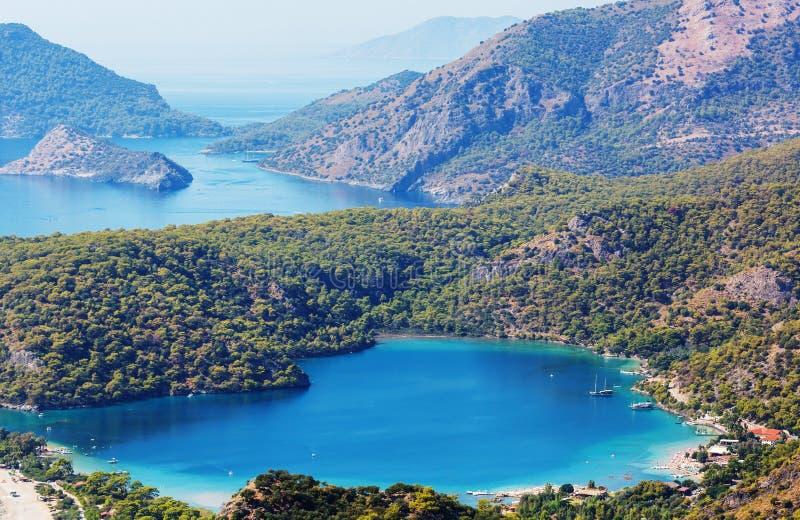 Lycian way royalty free stock photos